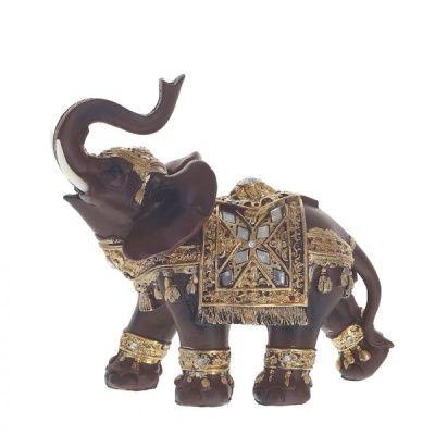 Фигурка декоративная Слон, L20 W9,5 H18,5см