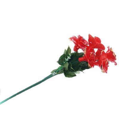 Изделие декоративное Цветок, H43.5 см, (б/инд.уп.)