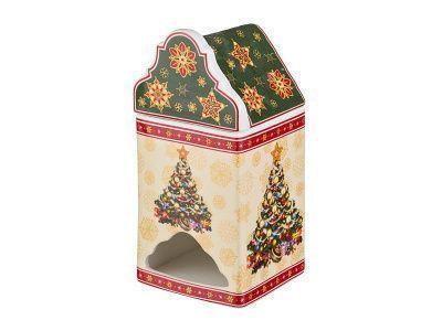 """Банка для чайных пакетиков """"christmas collection"""" 18*9*9 см."""