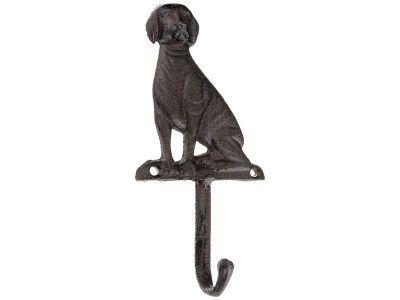 "Крючок настенный ""собака"" 9*18*3 см."