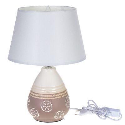 Светильник, L25 W25 H37 см, Е27, шнур 1,3м