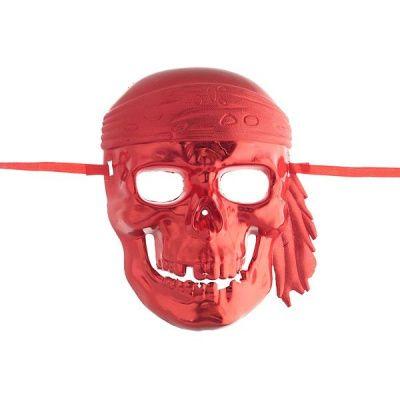 Карнавальное изделие для взрослых маска Череп