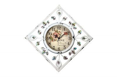 Часы настенные 22*22 см.диаметр циферблата 17 см.