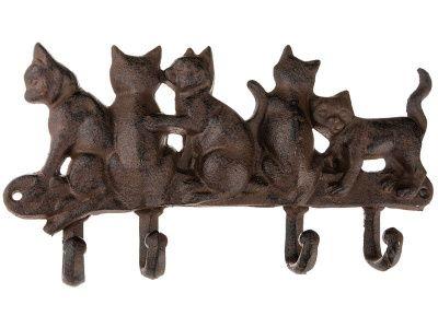 """Крючок настенный """"кошки"""" 27*15 см."""