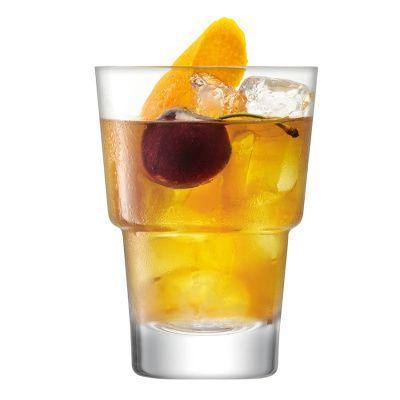 Набор из 2 стаканов для коктейлей mixologist 320 мл