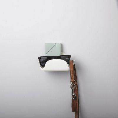 Крючок-органайзер cradle белый