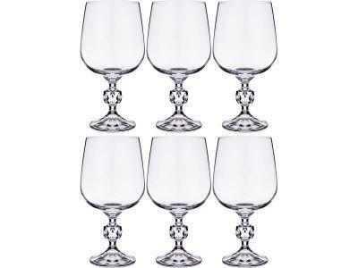 """Набор бокалов для вина из 6 шт. """"claudie / sterna"""" 340 мл высота 16,5 см"""