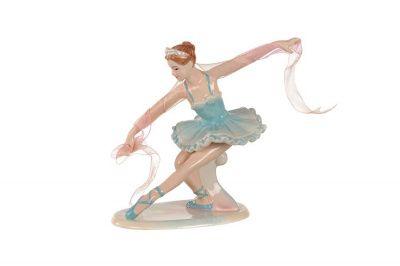 """Фигурка """"балерина"""" высота 16 см."""