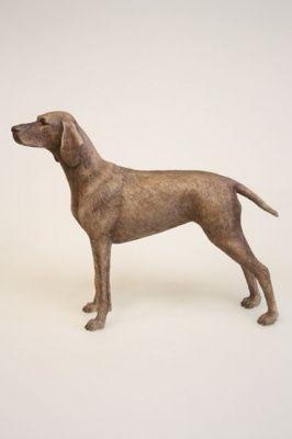 Статуэтка собаки Венгерская легавая (Hungarian Vizsla)