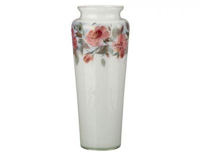 "Ваза ""роза"" афина диаметр 12 см. высота 38 см."