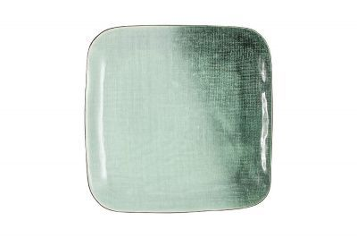 Тарелка закусочная квадратная Canvas в инд.упаковке