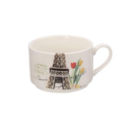 Чайный набор на 2 персоны, 3 предм ( чашка 230мл, чайник 400 мл), 4 в