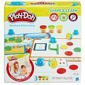 Play-Doh Shape & Learn