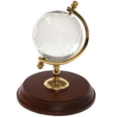 Глобус, L9,5 W9,5 H13 см
