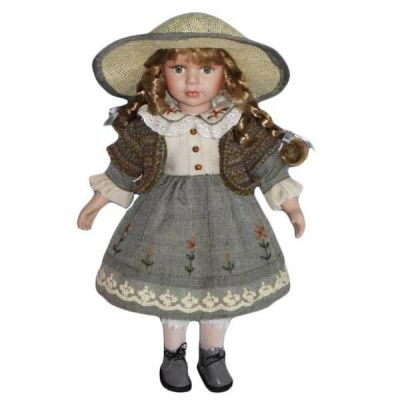 Фарфоровая кукла Таня 109889RM