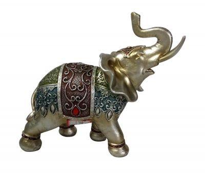 Фигурка декоративная Слон,L17,5W9H16см