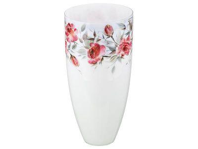 """Ваза """"роза"""" овал диаметр 18 см. высота 37 см."""