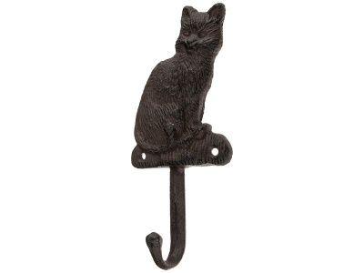 """Крючок настенный """"кошка"""" 18*8*3 см."""