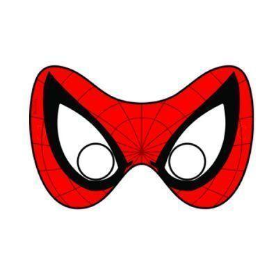 Маски Марвел Человек-Паук