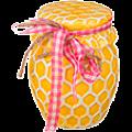 Банки для мёда и горчицы