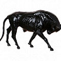 Статуэтки быки и буйволы