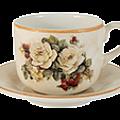 Чайные пары из керамики