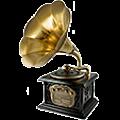 Ретро граммофоны