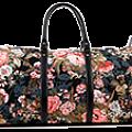 Багажные сумки из гобелена