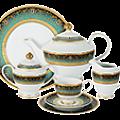 Чайные сервизы на 12 персон
